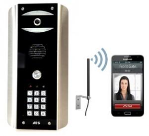 videocitofono utilizzabile da smartphone