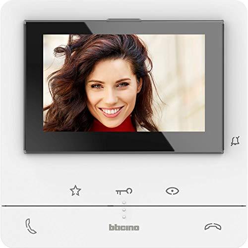 Immagine di Bticino 344652 Classe100 V16B Videocitofono vivavoce