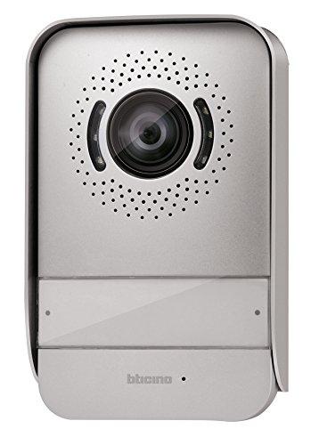 Immagine di BTicino 331860 Posto Esterno Aggiuntivo per Kit Videocitofono 2 Fili, Metalo