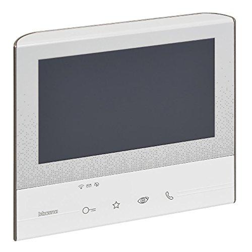 Immagine di BTicino 344642 Videocitofono Classe 300 X13E con WiFi, Bianco