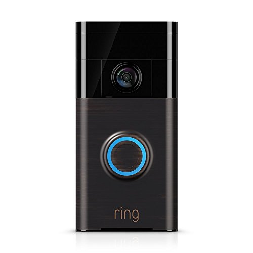 Immagine di Ring Video Doorbell | Videocitofono con notifiche attivate dal movimento, video in HD e conversazione bidirezionale